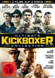 Ultimate Kickboxer Collection, 2 DVDs