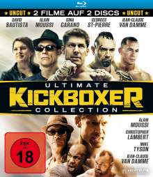 Ultimate Kickboxer Collection (Blu-ray), 2 Blu-ray Discs