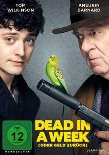 Dead in a Week, DVD