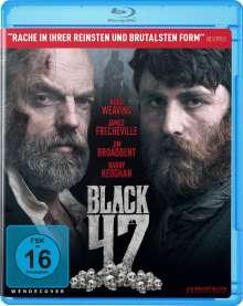 Black 47 (Blu-ray), Blu-ray Disc
