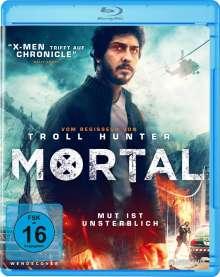 Mortal (Blu-ray), Blu-ray Disc