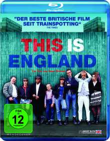 This Is England (Blu-ray), Blu-ray Disc