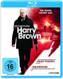 Harry Brown (Blu-ray), Blu-ray Disc
