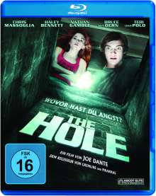 The Hole (2009) (Blu-ray), Blu-ray Disc