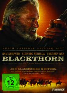 Blackthorn (Blu-ray), Blu-ray Disc
