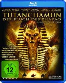 Tutanchamun - Der Fluch des Pharao (Blu-ray), Blu-ray Disc