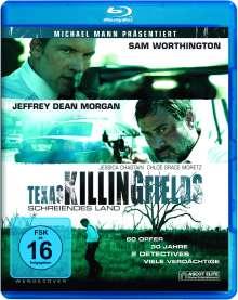 Texas Killing Fields (Blu-ray), Blu-ray Disc
