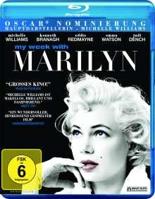 My Week With Marilyn (Blu-ray), Blu-ray Disc