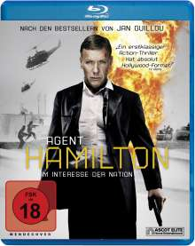 Agent Hamilton (Blu-ray), Blu-ray Disc