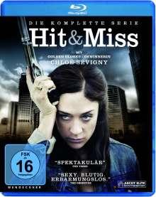 Hit & Miss (Blu-ray), Blu-ray Disc