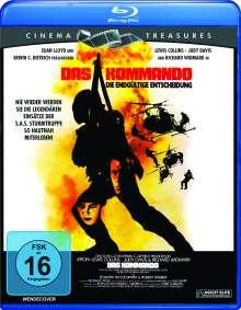 Das Kommando (Blu-ray), Blu-ray Disc