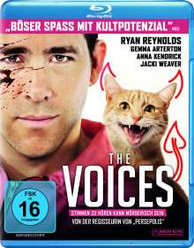 The Voices (Blu-ray), Blu-ray Disc
