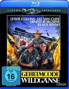 Geheimcode Wildgänse (Blu-ray), Blu-ray Disc