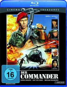 Der Commander (Blu-ray), Blu-ray Disc