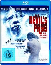 Devil's Pass (Blu-ray), Blu-ray Disc