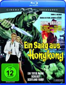 Ein Sarg aus Hongkong (Blu-ray), Blu-ray Disc