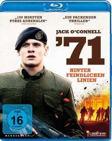 '71 (Blu-ray), Blu-ray Disc