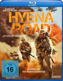 Hyena Road (Blu-ray), Blu-ray Disc