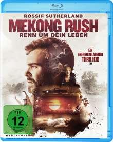 Mekong Rush (Blu-ray), Blu-ray Disc
