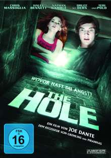 The Hole (2009), DVD