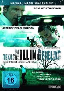 Texas Killing Fields, DVD