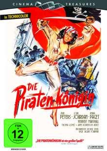 Die Piratenkönigin, DVD