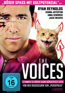 The Voices, DVD