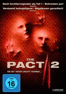 The Pact 2, DVD