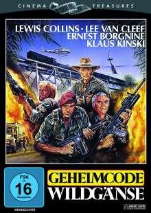 Geheimcode Wildgänse, DVD
