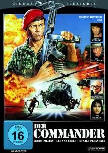 Der Commander, DVD