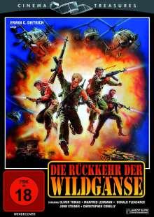 Die Rückkehr der Wildgänse, DVD