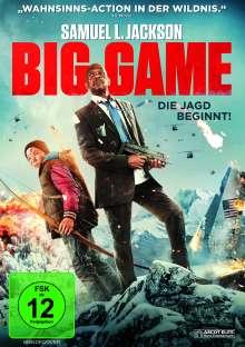 Big Game, DVD