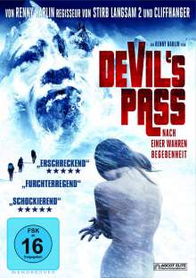 Devil's Pass, DVD