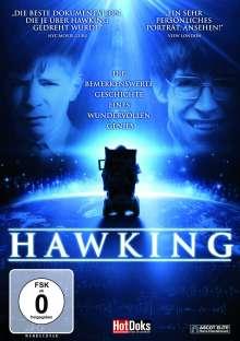 Hawking, DVD