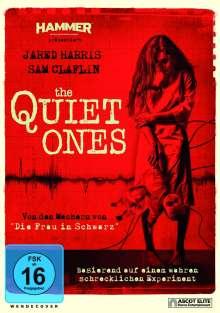 The Quiet Ones, DVD