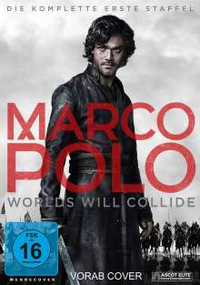 Marco Polo Staffel 1, 5 DVDs
