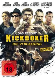 Kickboxer: Die Vergeltung, DVD