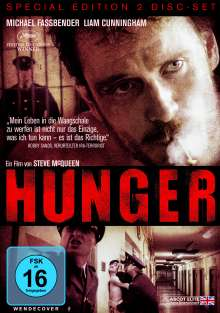 Hunger (Special Edition) (2008), 2 DVDs