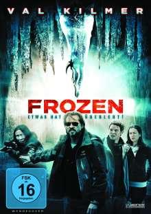 Frozen - Etwas hat überlebt, DVD
