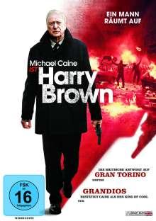 Harry Brown, DVD