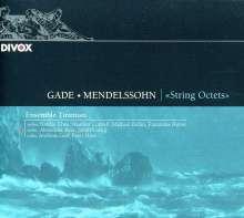 Niels Wilhelm Gade (1817-1890): Streichoktett op.17, CD