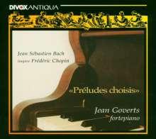 Johann Sebastian Bach (1685-1750): Das Wohltemperierte Klavier 1 (Ausz.), CD