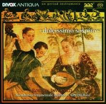 "Giulio Caccini (1545-1618): Madrigali & Arie ""Dolcissimo sospiro"", Super Audio CD"