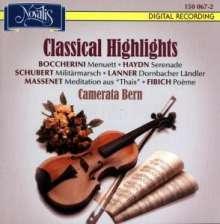 Camerata Bern - Classical Highlights, CD