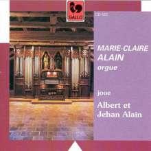 Jehan Alain (1911-1940): Orgelwerke, CD