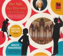 Der Soli, das Deo und die Gloria, CD
