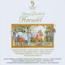 Georg Friedrich Händel (1685-1759): Orgelkonzert Nr.13, CD