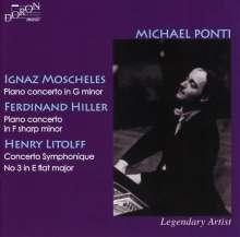 Michael Ponti - Legendary Artist, CD