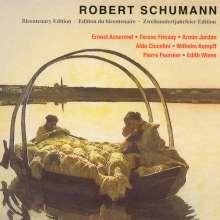 Robert Schumann (1810-1856): Robert Schumann - Zweihundertjahrfeier Edition, 7 CDs
