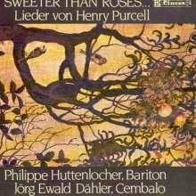 Henry Purcell (1659-1695): 18 Lieder, CD